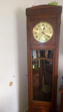 Zegar stojący Gustowny i Elegancki, Zabytkowy CHŁOP