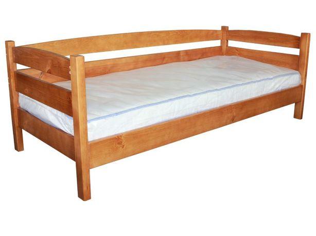 кроватка из дерева детская кровать деревянная подростковая кровать