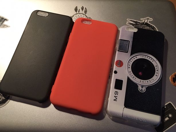 Нові якісні чохли для Iphone 6-6s