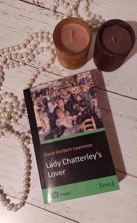 "Книга на английском ""Любовник леди Чаттерлей"" Девид Лоуренс"