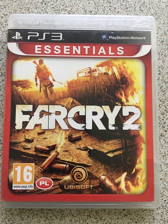 Farcry 2 gra Ps3 PL Zielona Góra - image 1