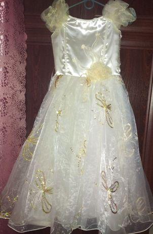 Продається новорічне дитяче плаття