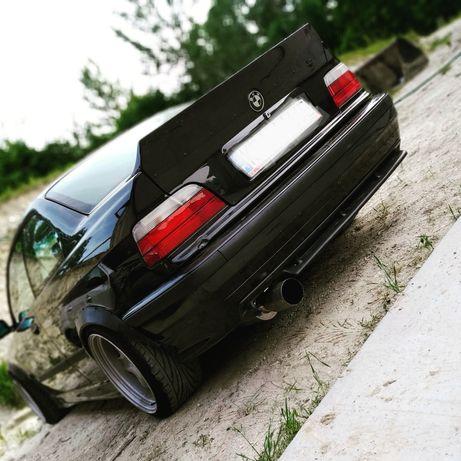 Ducktail BMW E36 Coupe Drift Pandem