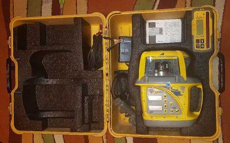 Niwelator laserowy SPECTRA PRECISION GL 720 z odbiornikiem HL700