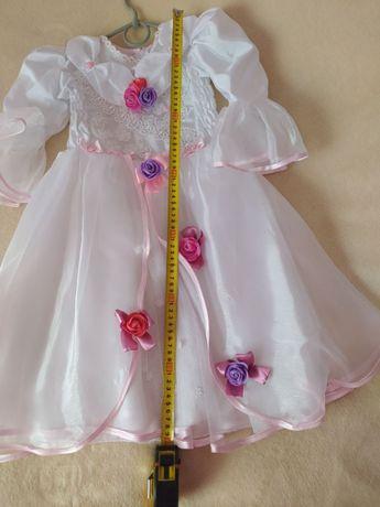 Платье детское, праздничное