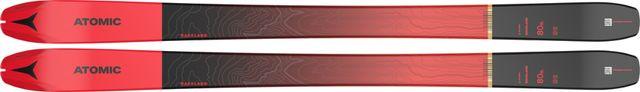 narty skitour ATOMIC BACKLAND 80 SL 163 lub 170 foki 21/22