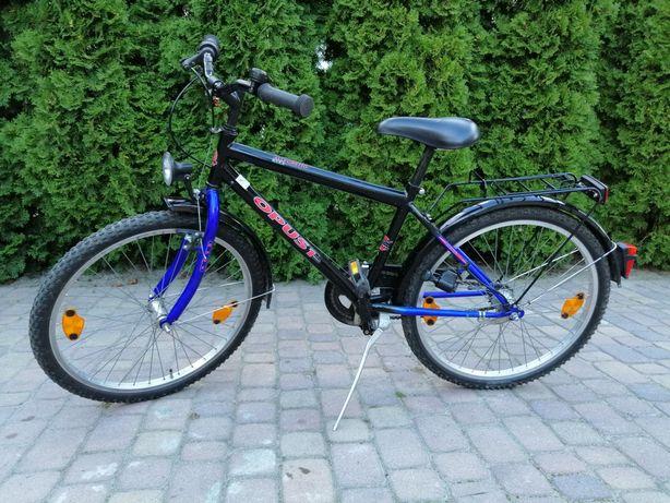 Rower młodzieżowy 24 cali 100%sprawny