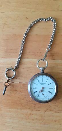 Zegarek kieszonkowy spiral bregued