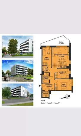 Sprzedam mieszkanie w nowym budownictwie