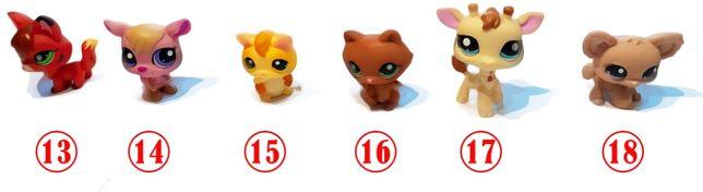 Sprzedam figurki Littlest Pet Shop