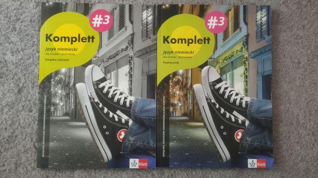 Komplett 3 podręcznik i ćwiczenia do języka niemieckiego