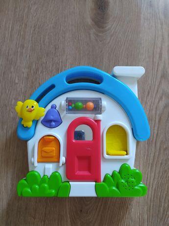 Музыкальная игрушка домик Fischer Price