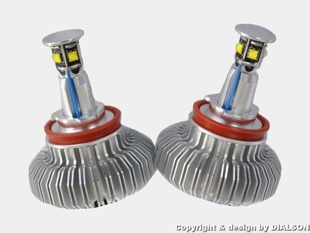Najlepsze Nowe ŻARÓWKI LED Marker Ringi BMW X5 E70 X6 E71 H8 64W F VAT