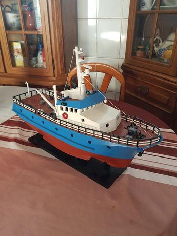 barco traineira artesenal RESERVADO