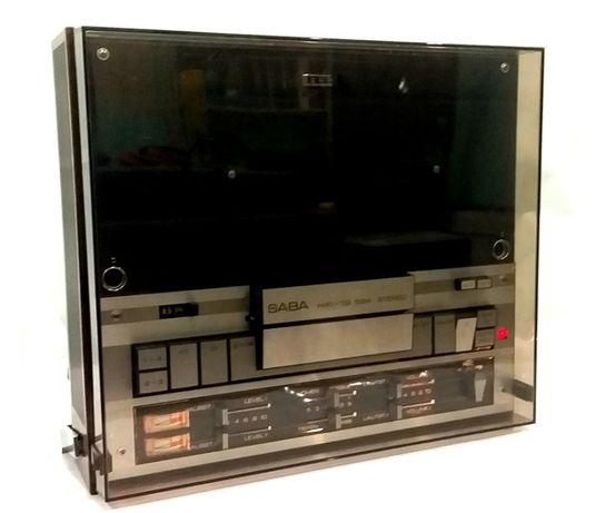 Катушечный магнитофон SABA TG 564