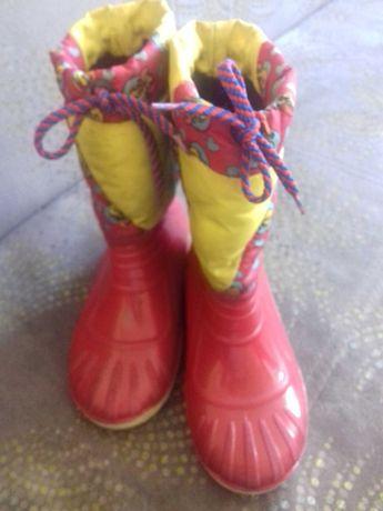 Взуття черевики сині 31 сірі 32 чобітки 35 33
