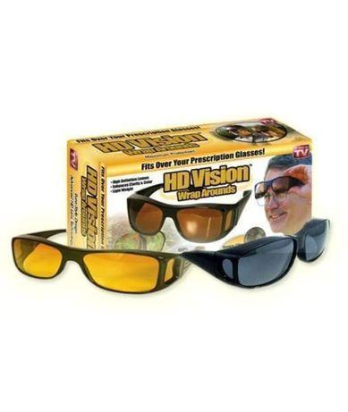 Антибликовые очки Водителям ,ночь+ день