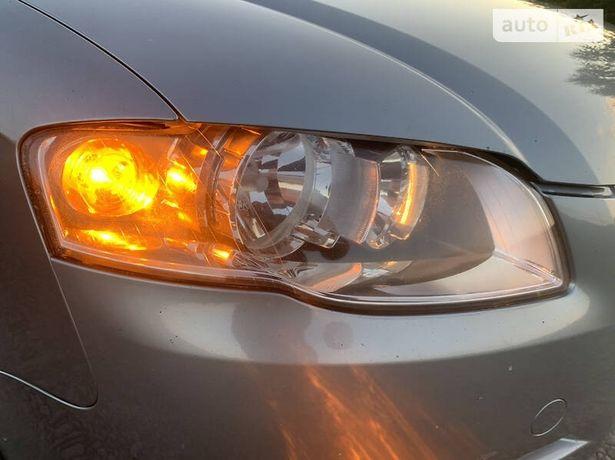 Розборка AUDI А4 б7 фари фанарі, бампер задній , двері, ляда., 04-07р.