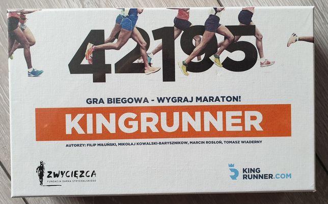 Gra planszowa Kingrunner - NOWA