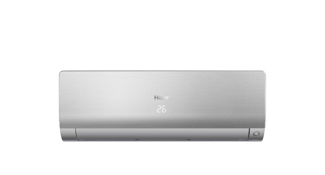 Klimatyzacja do domu Haier Flexis Plus Silver Shine uv Montaż