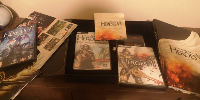 Heroes VI Edycja Kolekcjonerska + Dodatki