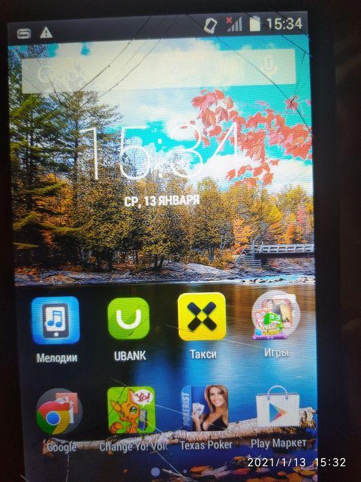 Продам телефон . батарею держит хорошо.продаю так как купили новый Алчевск - изображение 1