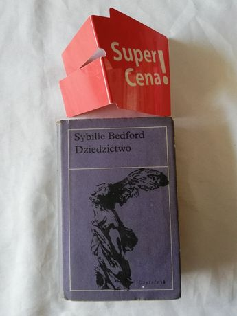 """książka """"dziedzictwo"""" Sybille Bedford BIAŁY KRUK"""