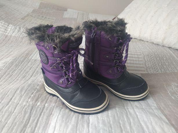 Firmowe buty zimowe rozm. 26