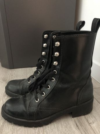Buty typu glan ZARA