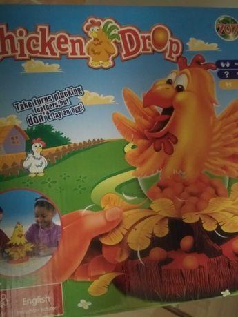 Gra zręcznościowa kura
