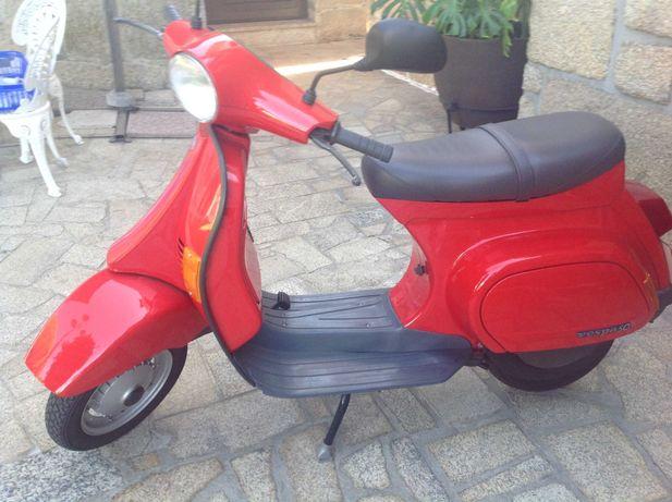 scooter totalmente recuperada