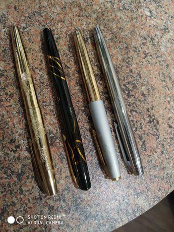 Перьевые ручки периода СССР 2