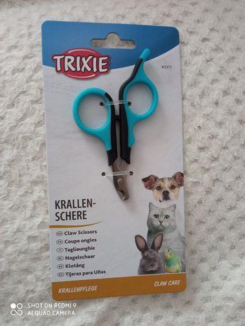 cążki nożyczki do obcinania pazurów dla kota psa papugi królika NOWE