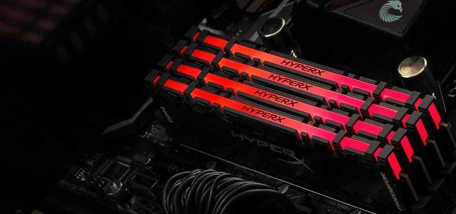Оперативная память HyperX Predator RGB DDR4 8GB 3000MHz