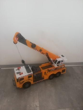 Duza ciężarówka dźwig dicke światło dzwięk 62 cm