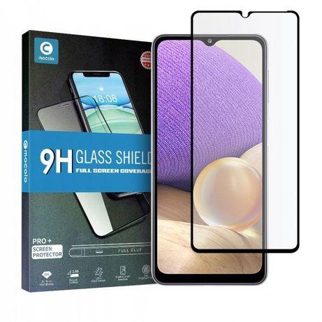 Szkło Hartowane Mocolo Tg+Full Glue Samsung A32 5G Black