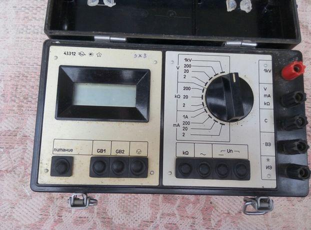 Продам КИП 43312 советский 1986 г. в.