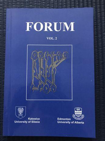 Forum vol. 2 Studies in film&popular culture
