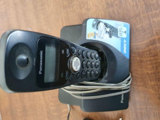 Телефон беспроводный.