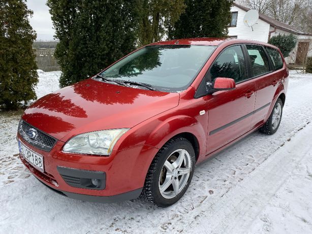 Ford Focus 1.6 Bezwypadkowy