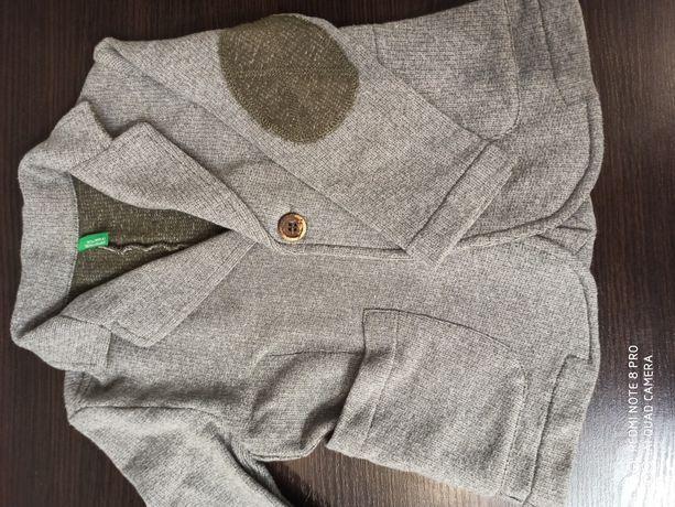 Пиджак Benetton на мальчика ,3-4 года