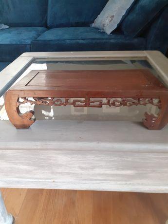 Orientalny stolik podstawka