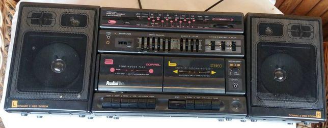 Немецкая магнитола AudioTon RRDD 3400