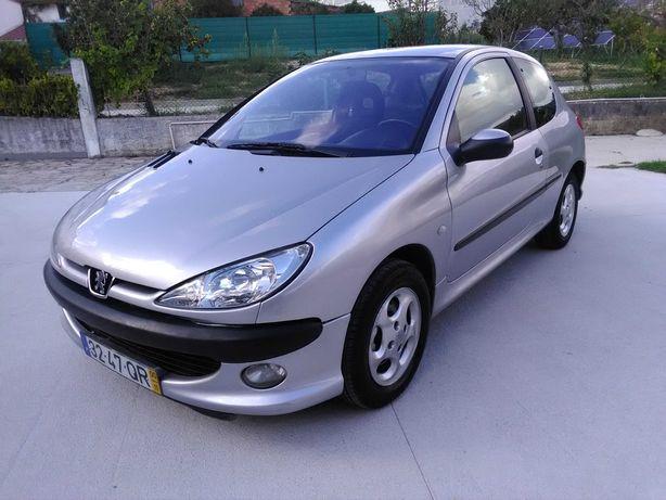 Peugeot 206,2000HDi, comercial.