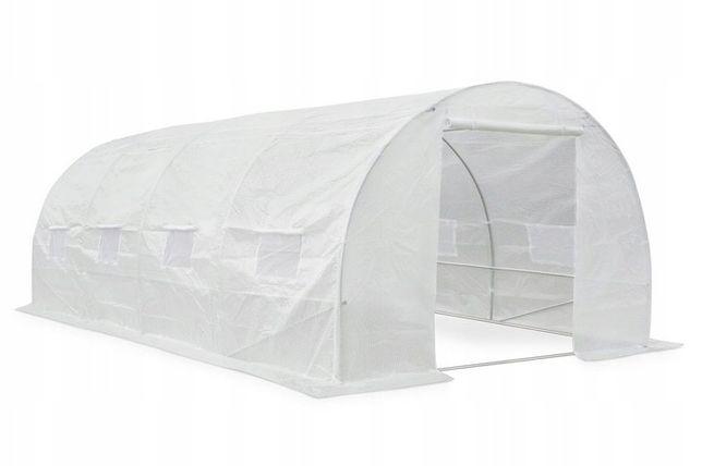 nowy Tunel foliowy folia 3x6m biały foliak