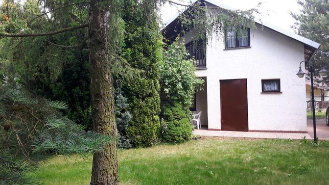 Sezon--2021--Samodzielny, ogrodzony dom nad jeziorem Ługowskim