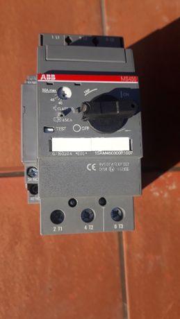 Wyłącznik silnikowy 25-40A nowy plus styki pomocnicze