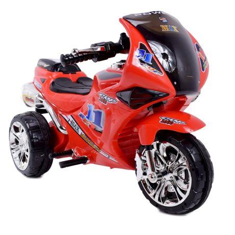 Duży motor skuter na akumulator z mp3