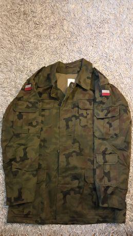 Kurtka wojskowa.