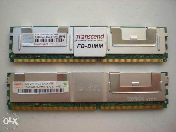 Серверная память FB-DIMM